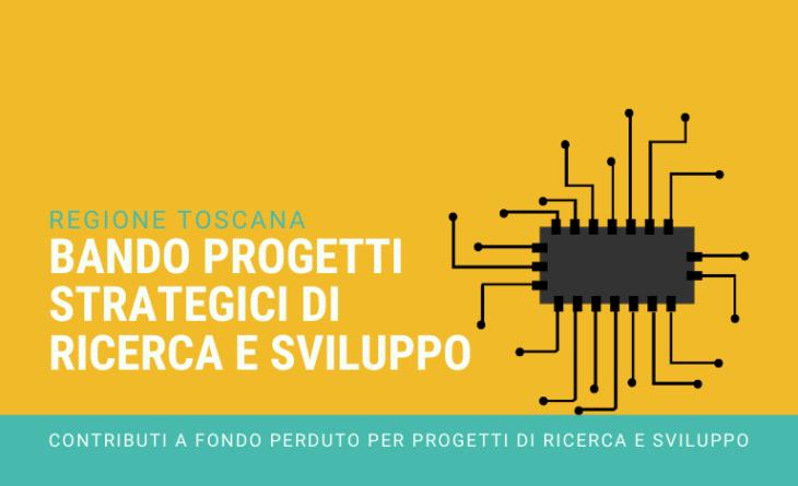progetti strategici ricerca