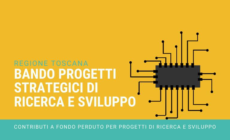 Webinar del Polo Tecnologico di Navacchio: presentazione Bandi Ricerca e Sviluppo 2020 della Regione Toscana